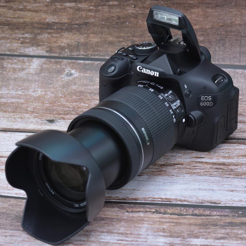 佳能EOS 600D/700D 专业单反数码相机家用入门高清摄影小视频旅游