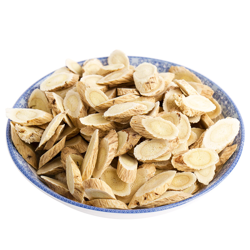 康美黄芪片切片内蒙古黄芪非野生黄芪可配红枣枸杞茶150g