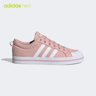 阿迪达斯官网 adidas neo BRAVADA 女子休闲运动鞋FV8095 FV8099图片