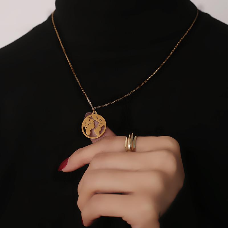 925纯银镀金2019年新款韩版简约网红情侣长款女锁骨链项链毛衣链