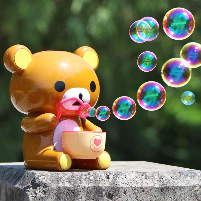 泡泡相机 照相机泡泡机 全自动灯光音乐电动儿童吹泡泡玩泡泡液