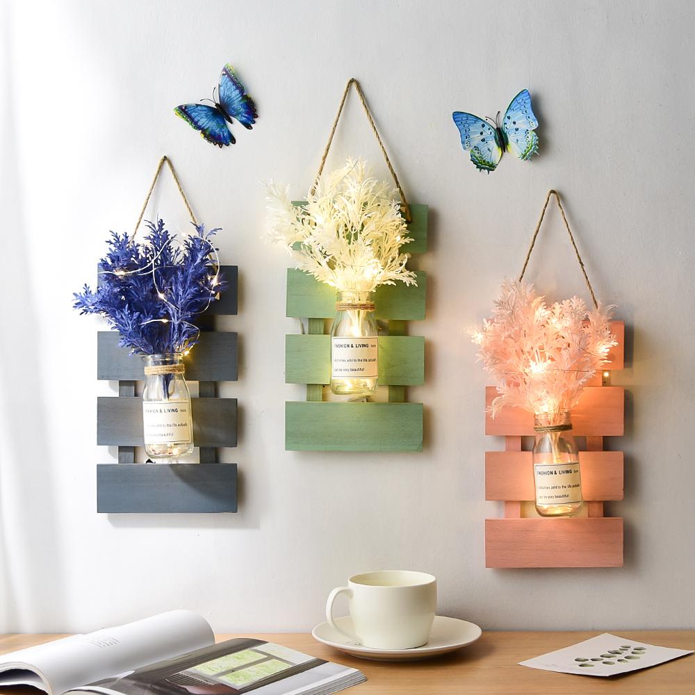 ins风墙面墙壁创意装饰挂件墙上挂饰卧室房间餐厅室内装修小饰品