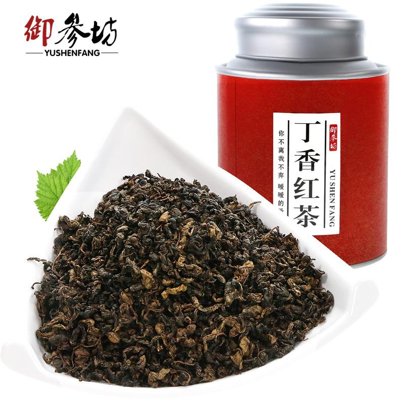 丁香红茶长白山野生丁香茶红叶茶花茶养抗特正菌级胃品茶叶200克