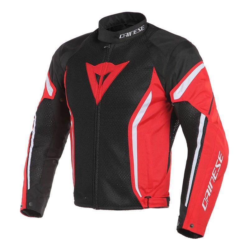 �迷辰 丹尼斯 AIR CRONO 2 摩托车服装骑行服男机车服春夏网眼