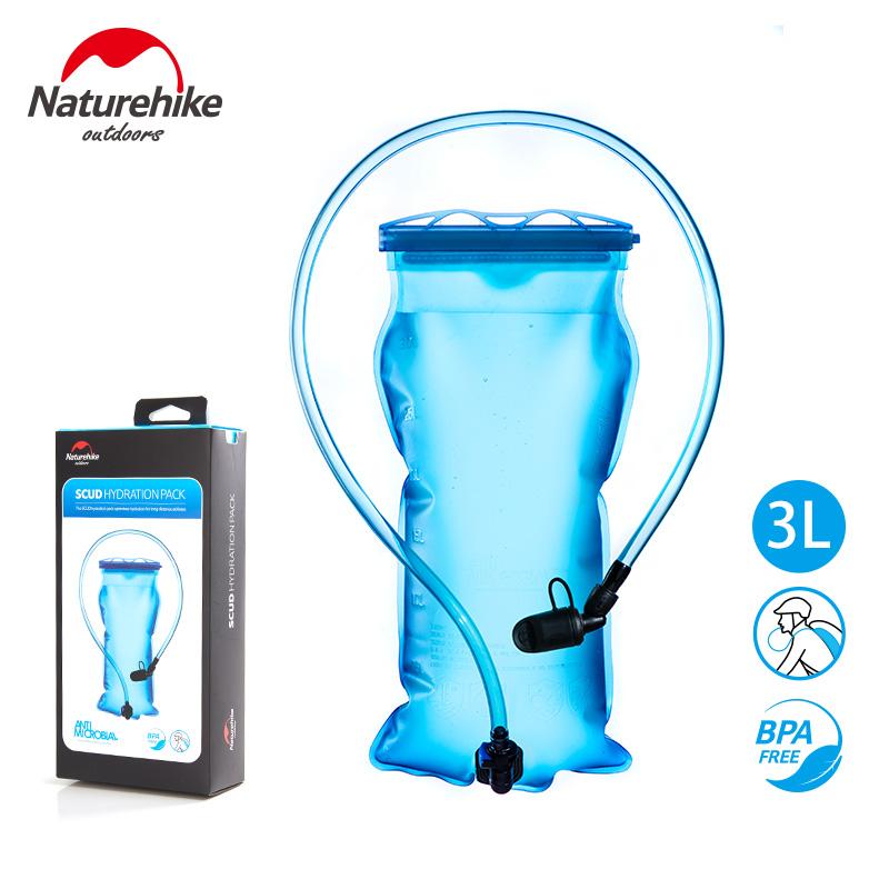 NH挪客户外越野跑水袋 便携可折叠运动软水袋 沙漠