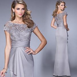 宴会晚礼服裙女2020新款修身显瘦主持人简单大方年会气质晚装演出