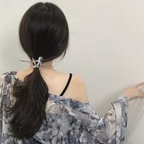 小众发簪子挽发女盘发简约日常时尚现代个性冷淡风气质百搭蛇发饰