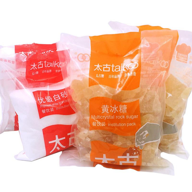 太古白砂糖1kg*2+太古黄冰糖1kg*2