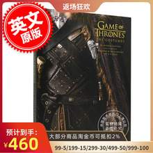 Game of Thrones: the costumes hardcover George RR Martin