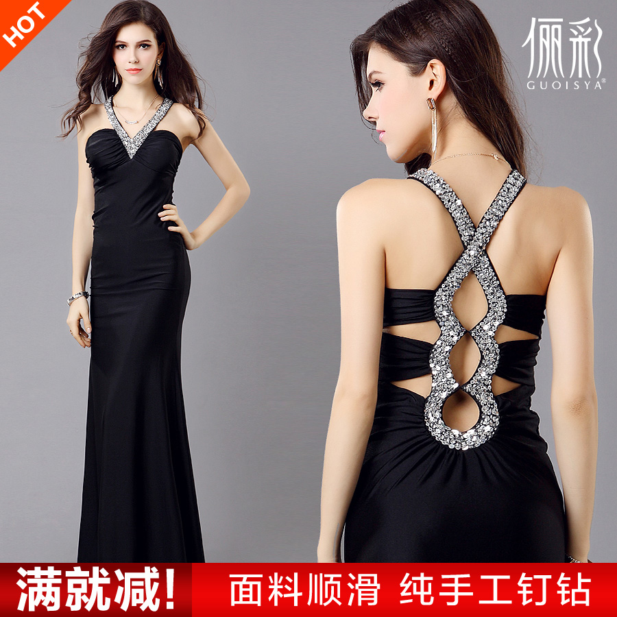 Night dress elegant luxury