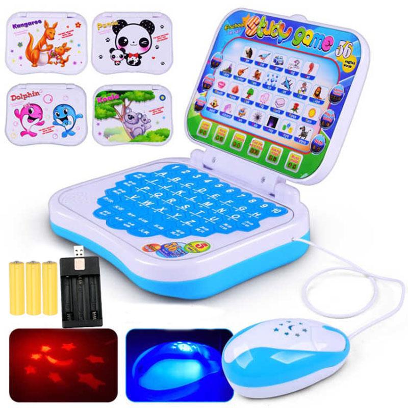 儿童玩具早教机0-3-6周岁可充电宝宝益智学习机故事婴幼儿小电脑