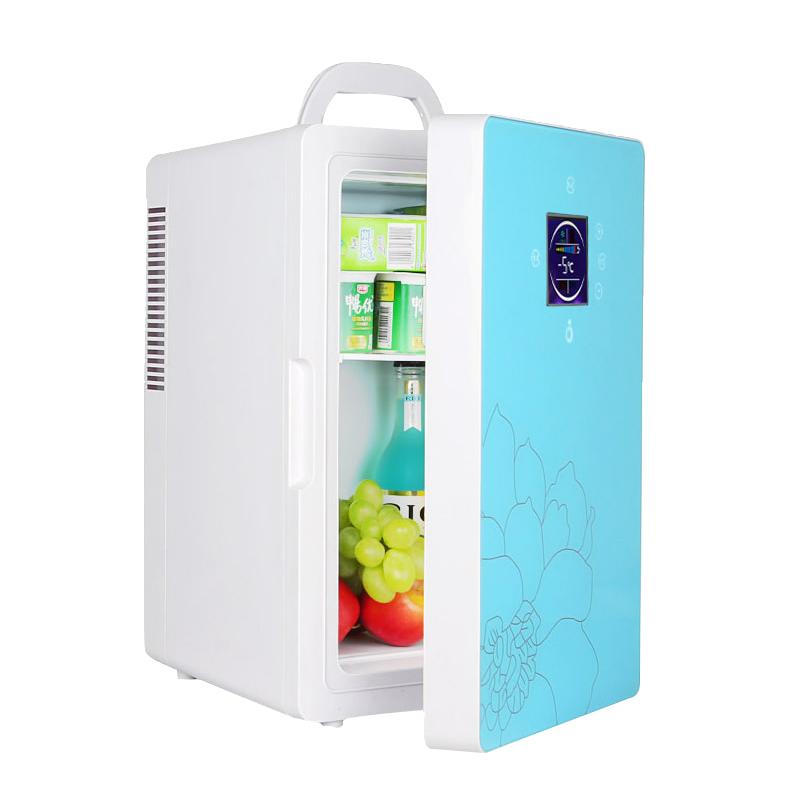 泰澄16L双制冷车载冰箱制冷效果如何,好用吗