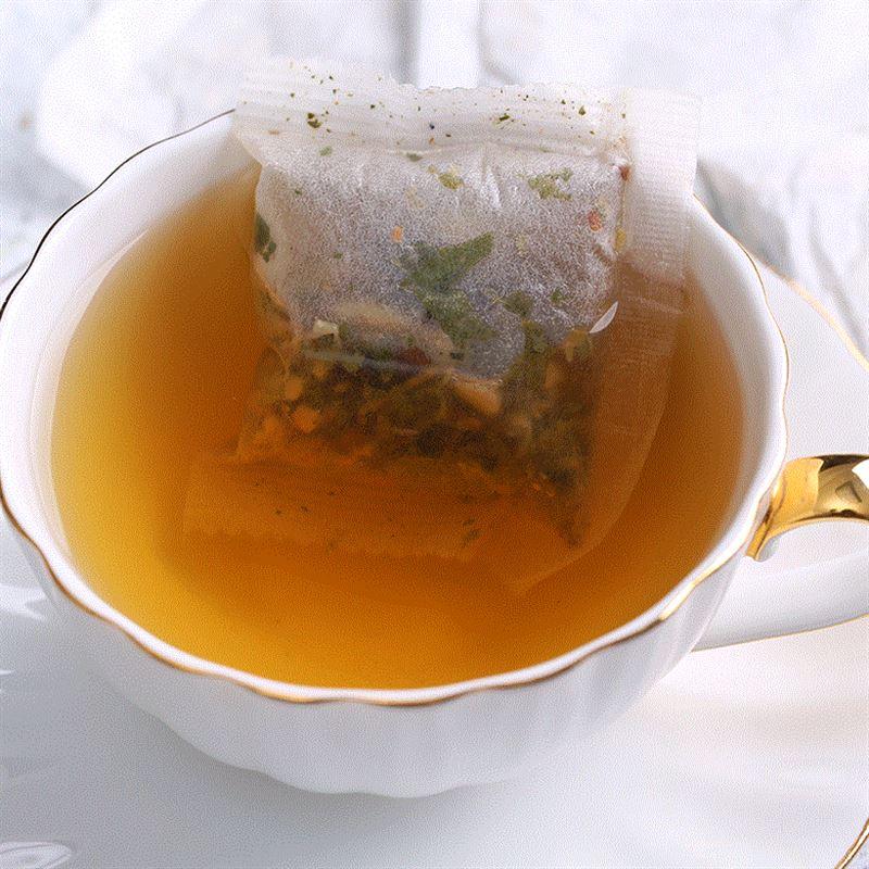 花茶柠檬荷叶茶 茶叶花草组合 瘦身清肠便秘排毒美容养颜全身减肥