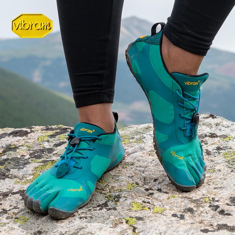 Vibram五指鞋 女子室内健身赤足深蹲瑜伽普拉提综合训练鞋VAlpha