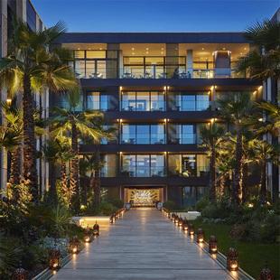 英国GA设计-卡萨布兰卡四酒店官方摄影高清实景照片图片参考资料