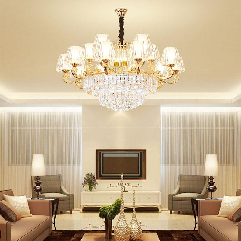客厅灯led吸顶灯圆