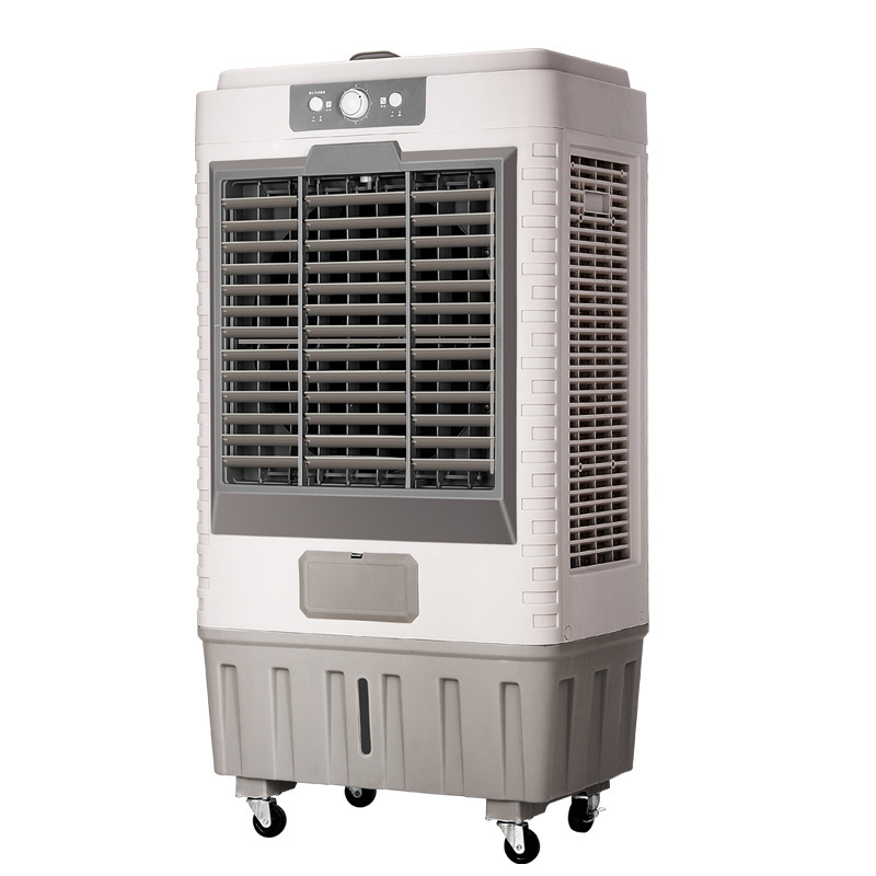 Boo 422AL09 Household commercial high-power air conditioning fan evaporative industrial cooler water curtain refrigeration refrigeration