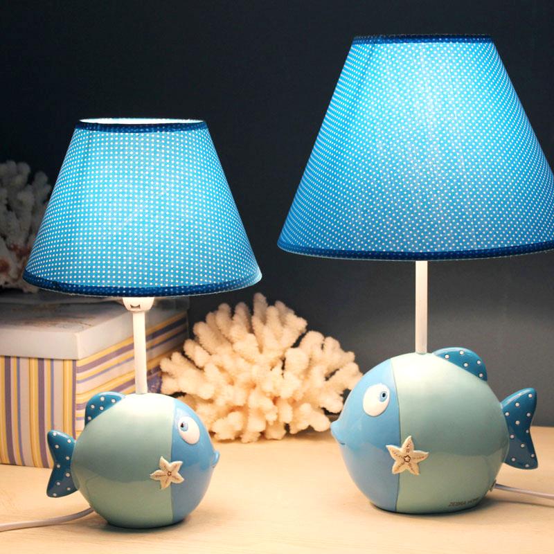 台灯卧室床头灯儿童房调光LED动物卡通创意女孩公主可爱男孩礼物-3只斑马家居灯饰
