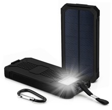 大路虎三代露营灯 太阳能移po10电源成qu0容量手机充电宝