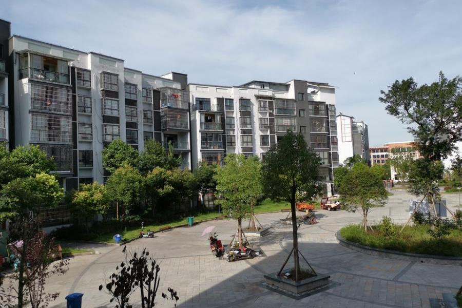位于重庆市大足区花港新城7号楼2单元3-4号