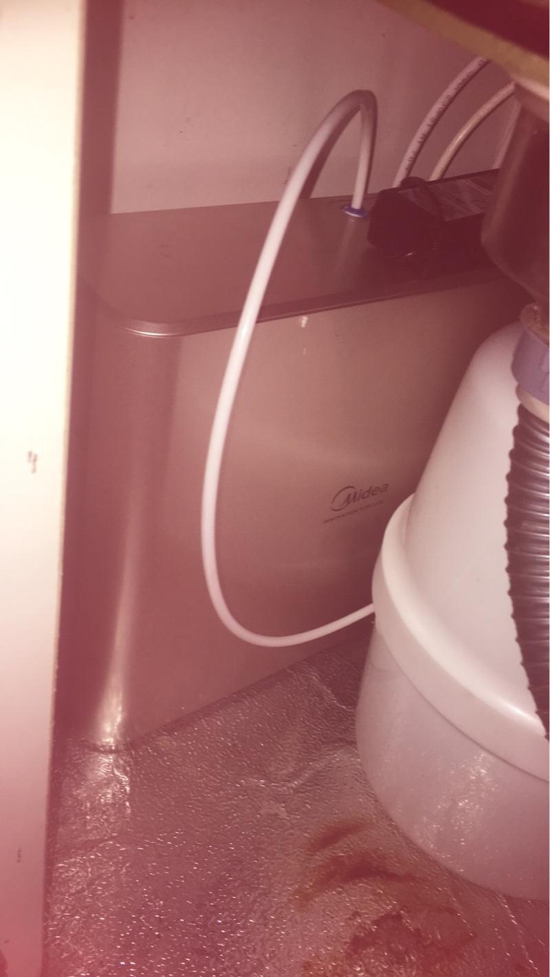 问下大家美的MRO1790A-50G净水器好不好,众多网友使用感受分享!