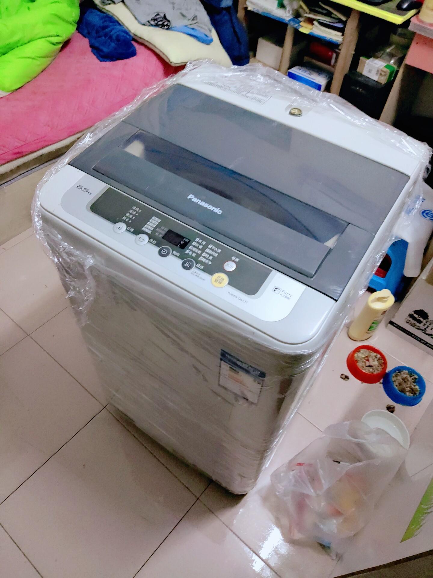 松下洗衣机6.5全自动洗衣机,本交易仅支持同城自提,坐标:东