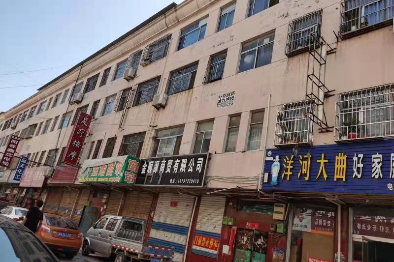 禹城市商城丽江街南侧商住楼三楼