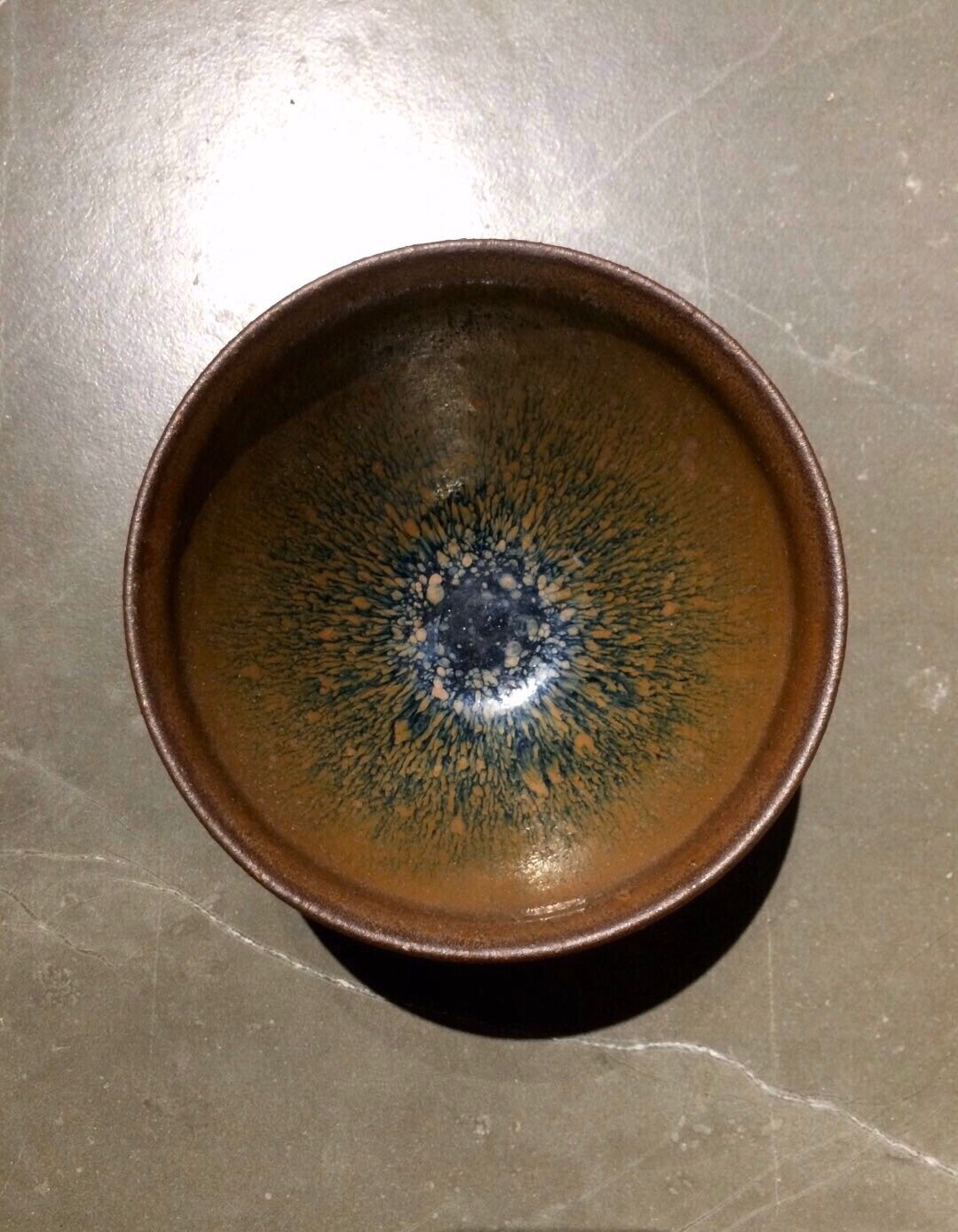 古董瓷器建盏