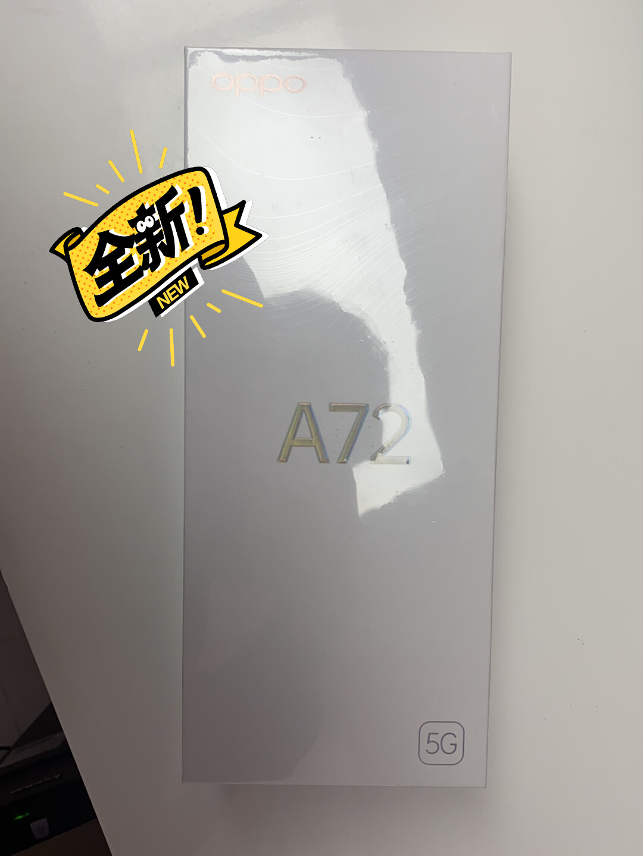 OPPO  A72。  8+128。