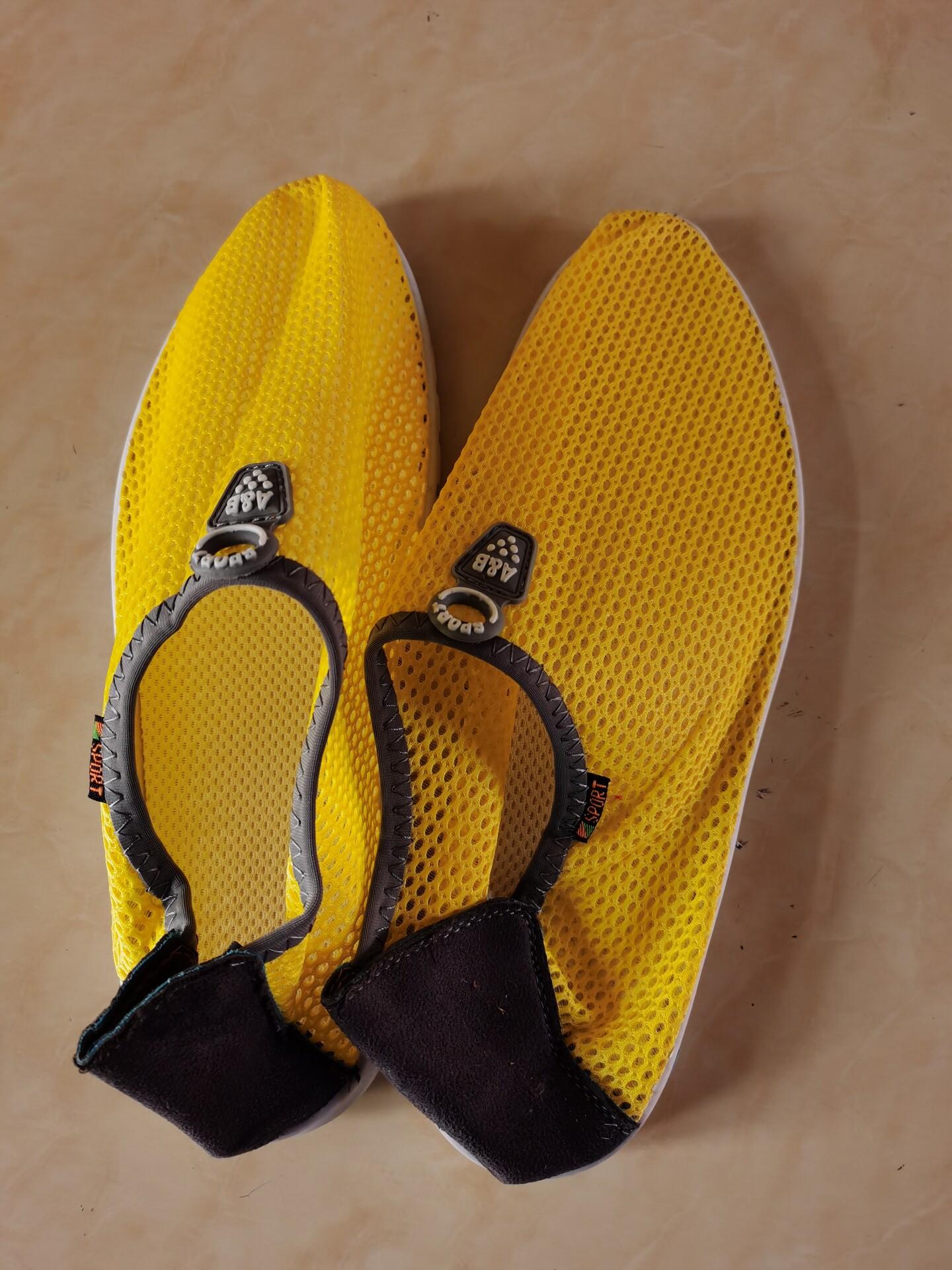 男款夏季洞洞鞋凉鞋网鞋7双44码,凉爽,舒适,每双45元包邮