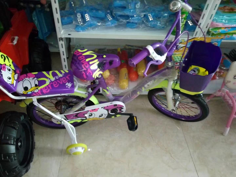 全新儿童自行车8寸