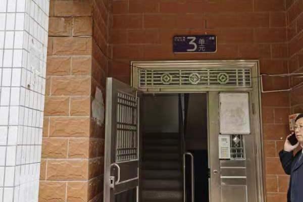 遂川县彩虹花园4幢3单元601室