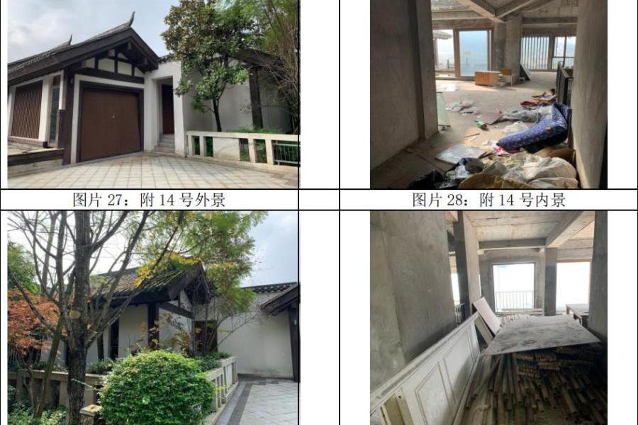 重庆市北碚区澄江镇温泉路 100 号-附13号、附14号、附15号房产