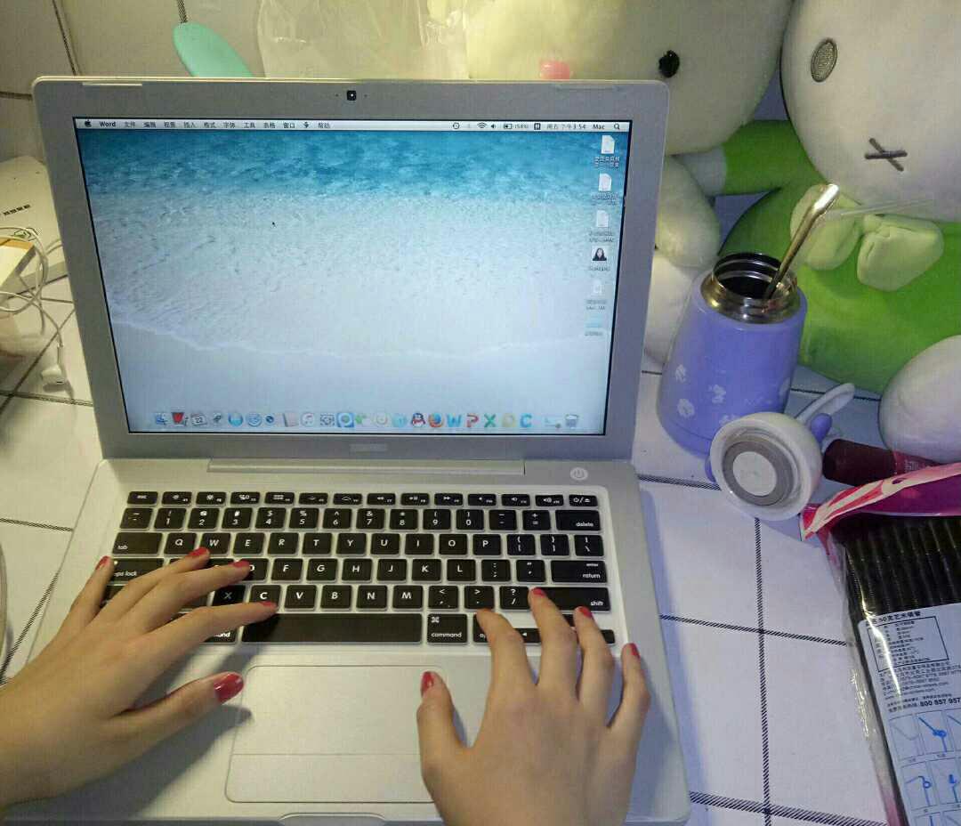 出卖自己用的笔记本19年买来的女生自用个人二手Apple笔记