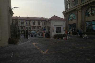 天津市武清区下朱庄街规划嘉河道南侧聚豪花园27号楼-1-901