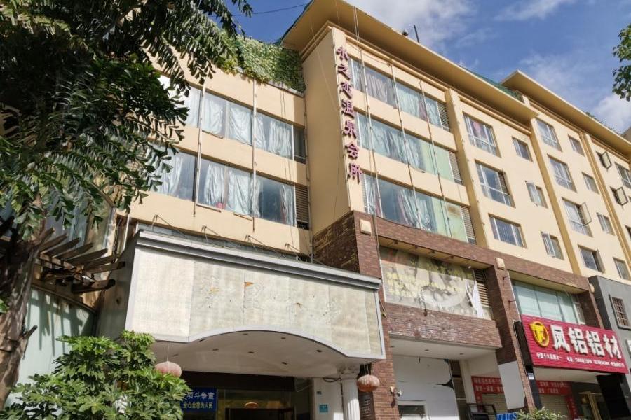 昆明市前兴路时代风华二期12幢第1-4层商铺1号(房产证号:201102710)