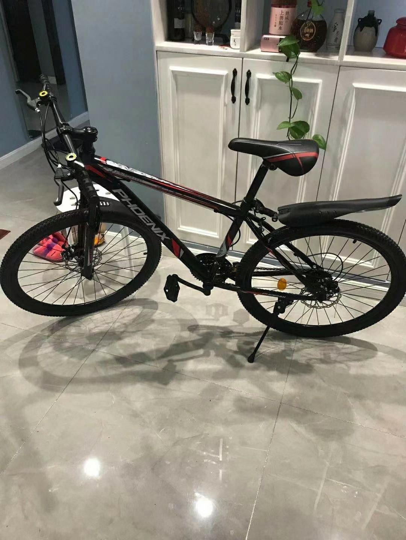 全新凤凰牌山地自行车便宜出。