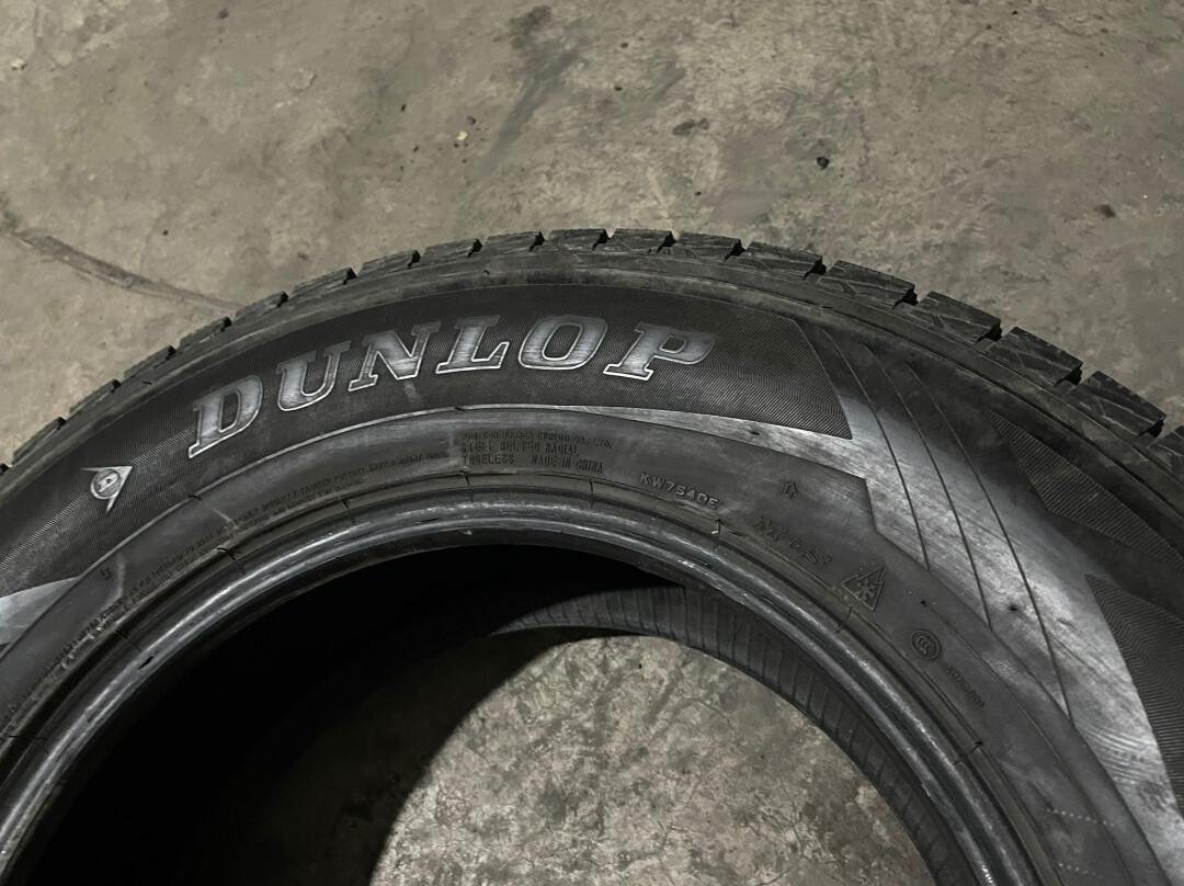 普拉多轮胎,就一条补过这次又扎在一个地方。懒的补了谁要谁自己