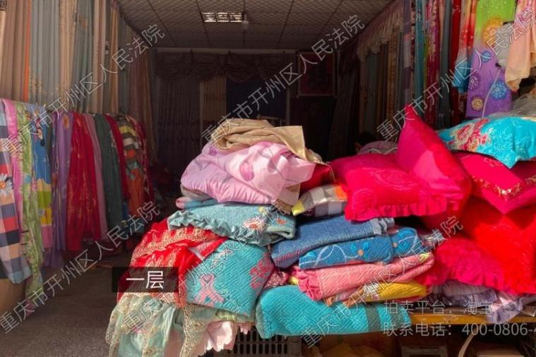 重庆市开州区临江镇和胜村1组的房屋一套及部分家具家电