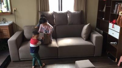 布艺沙发客厅小户型现代简约双人三人位乳胶舒适轻奢北欧风格沙发