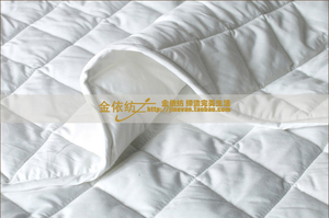 Hotel Simmons bed pads thickened mattress protection pads thin soft mattress non-slip pads fixed bedding manufacturers