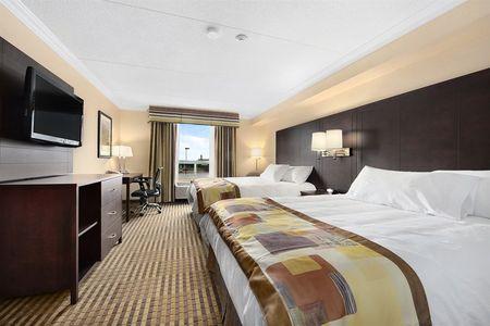 多伦多机场会议中心戴斯酒店