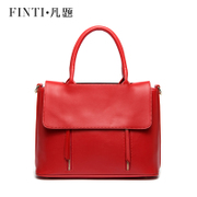 New leather women bag handbag fashion trends spring/summer 2015 clamshell arm oblique cross shoulder bag leather bag