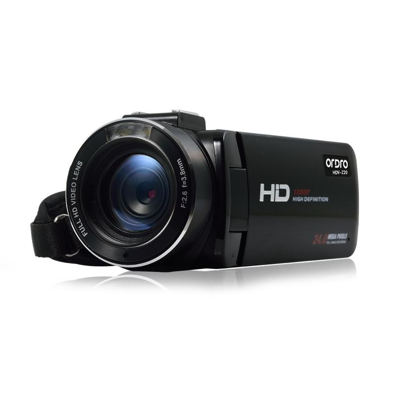 欧达 Z20数码摄像机怎么样,网友回答你