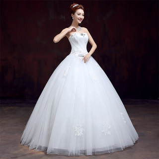 2015 together with purple wedding dress fashion plus size slimming wedding dress bride wedding in spring and summer diamond-studded white-