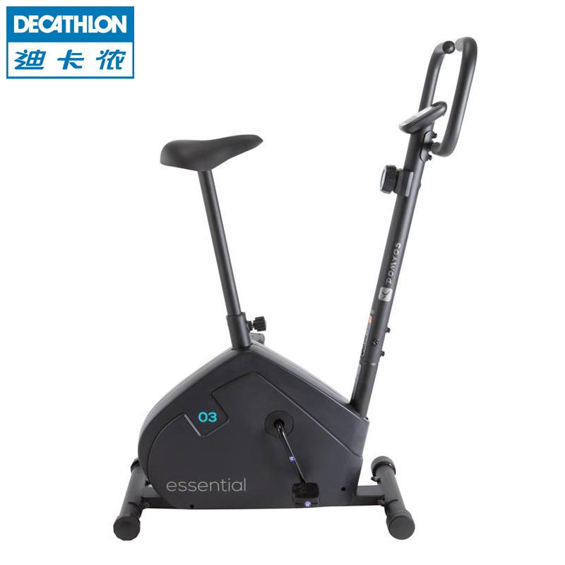 迪卡侬动感单车室内健身神器,推荐