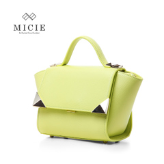 MICIE/Mei XI-Xia wings new purses shoulder slung bags bat bags swing baodan handbags leather handbags