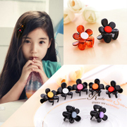 Know Connie hair accessories Korean top clamp small hair clips cute hair clips hair accessory jewelry yakeliliuhai catch clamp