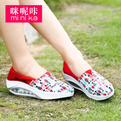Microphone clicking shook fall 2015 sneakers fashion leisure shoes women lazy sets foot shoes shoes shoes