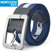 Norssov Men's Canvas Belt